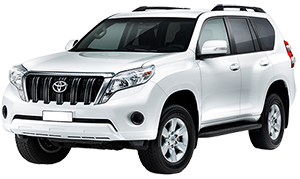 Queenstown Rental Cars - SUV